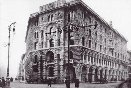 Wawelberg в 1910-х