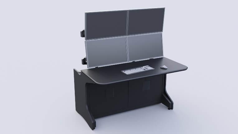 Диспетчерская мебель для «Интеллектика»