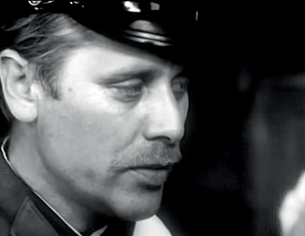 Для актера Алексея Эйбоженко  роль Ивана Данилова  стала  звездным часом.