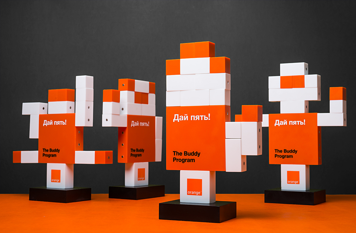 Orange, телекоммуникации