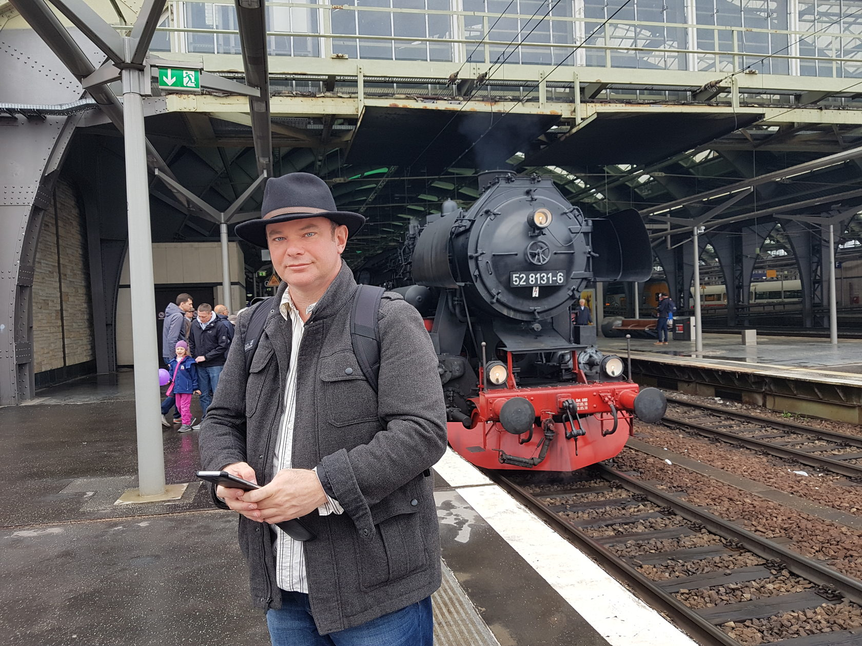 Steaming Into Berlin's Past