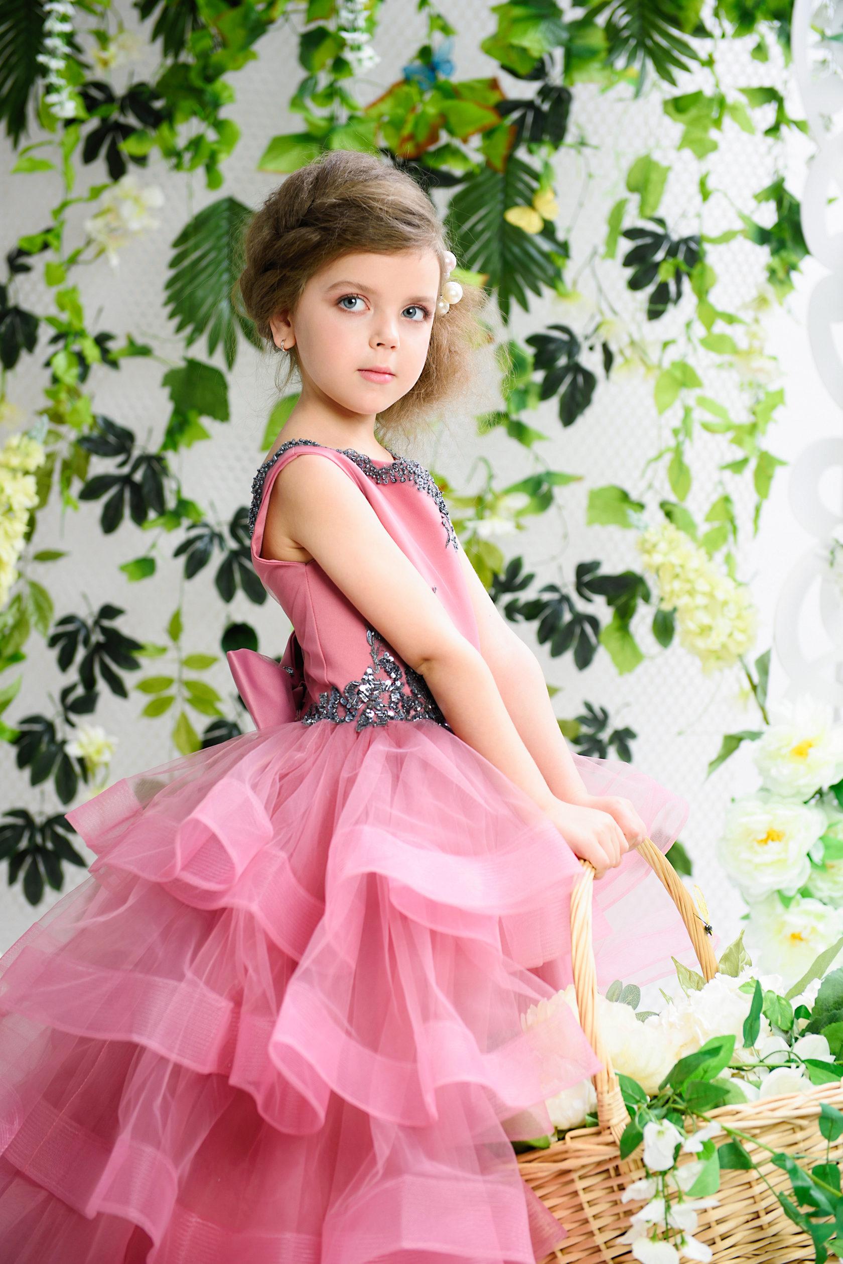 Дети модели стихи