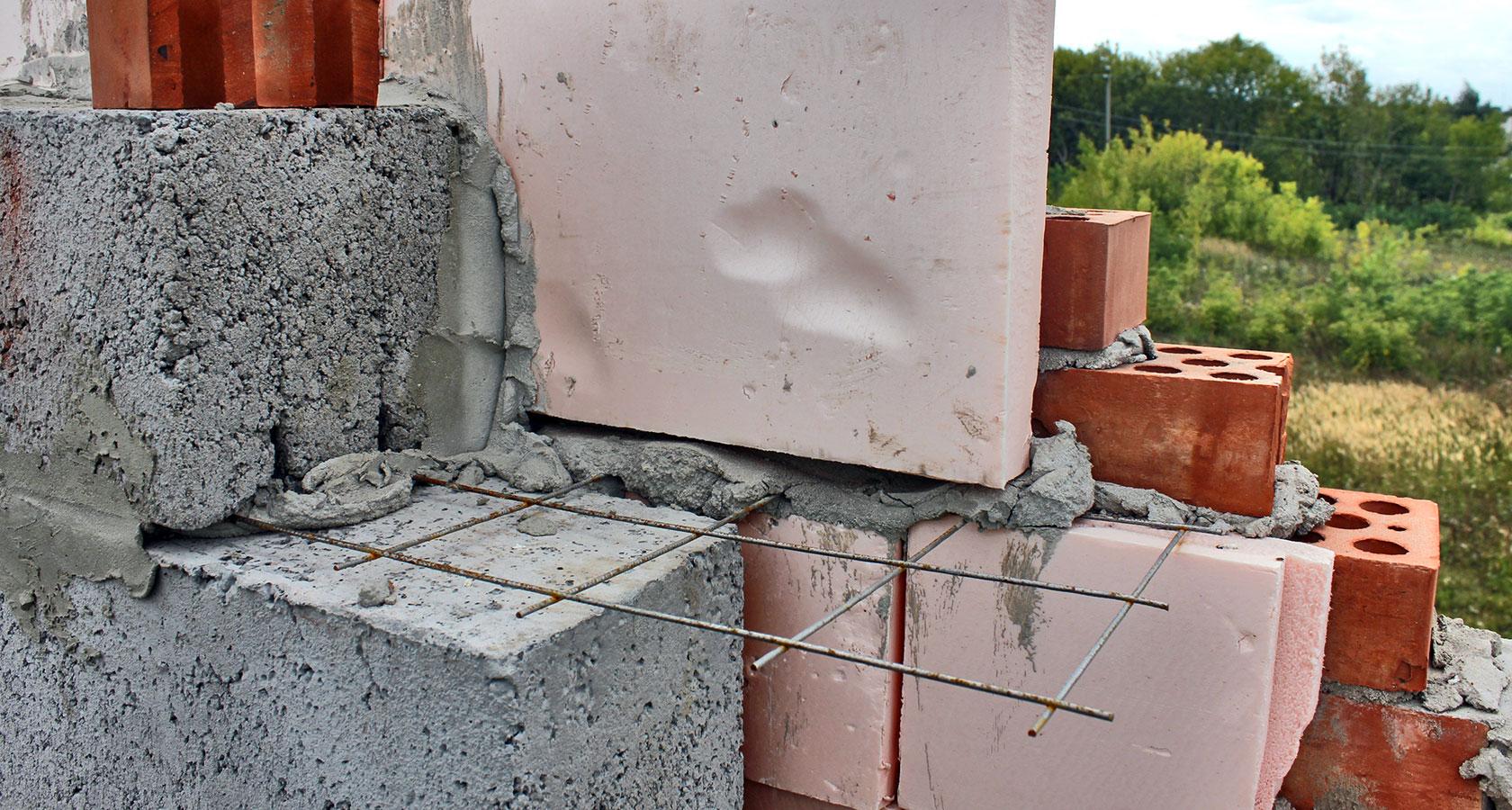 Колодцевая кладка керамзитобетона смеси бетонные вид заполнителя
