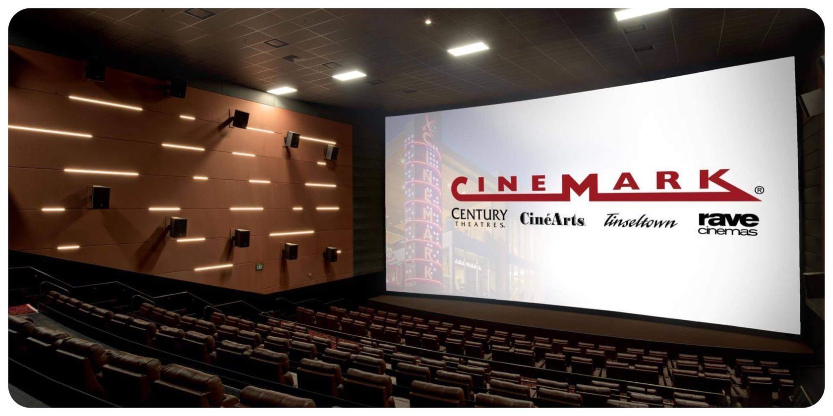 Кинозал Cinemark Holdings