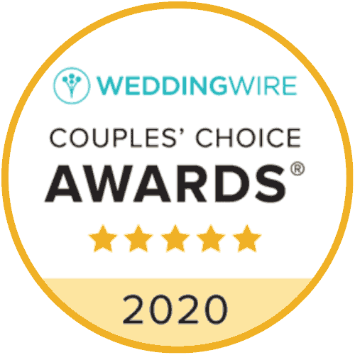 Miss To Mrs Box - WeddingWire Reviews Award