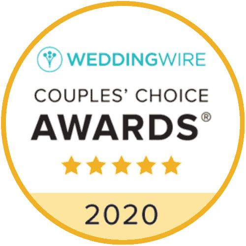 Miss To Mrs Box - WeddingWire Reviews Award