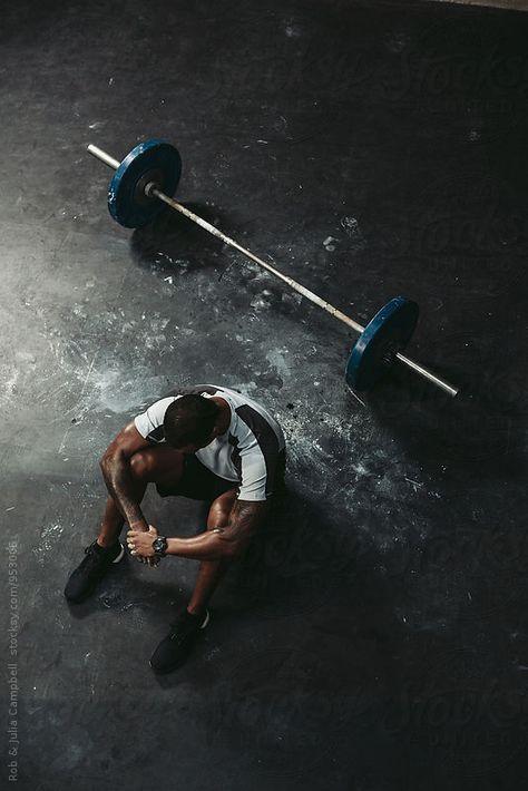 Тренировки это боль?