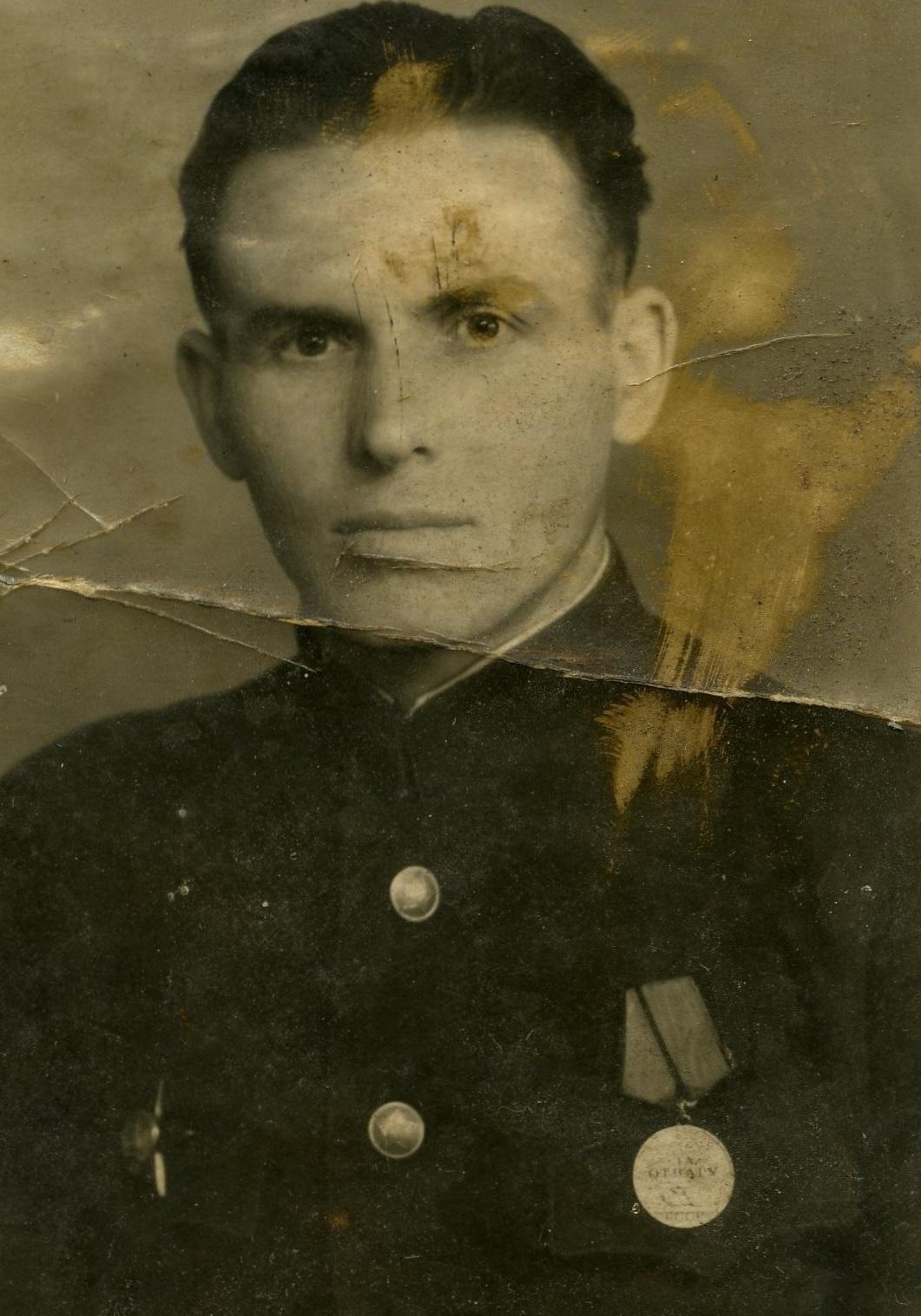 Николай Терентьевич Павлов (1921-1988)
