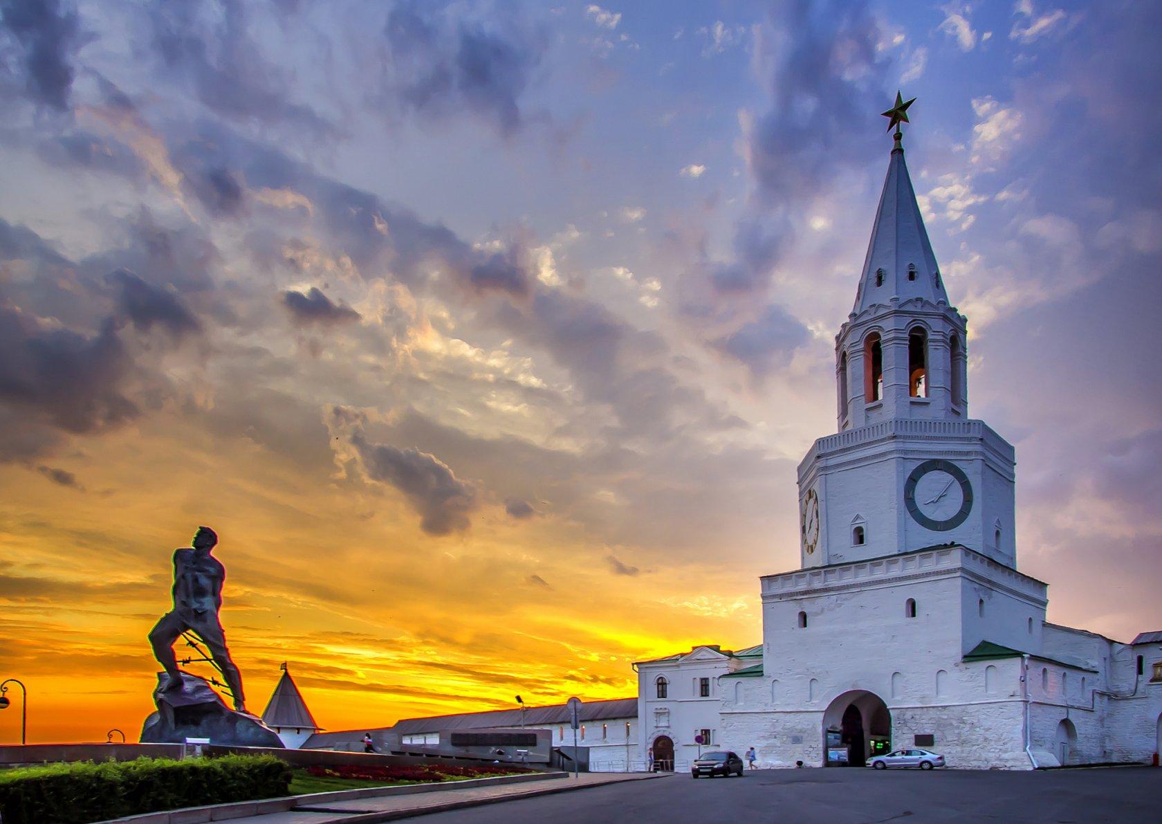 Казань экскурсии на 3 дня