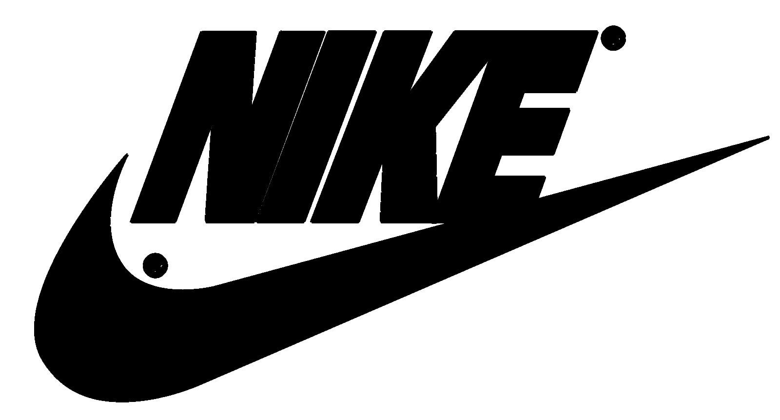 Логотип «Найк» с 1978 по 1985 года