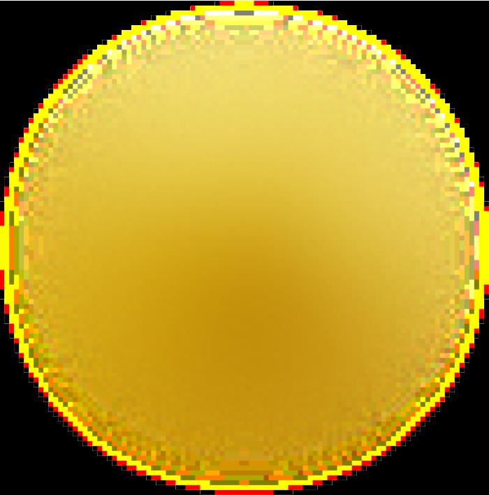 3D object 9 voor sectie kwaliteit