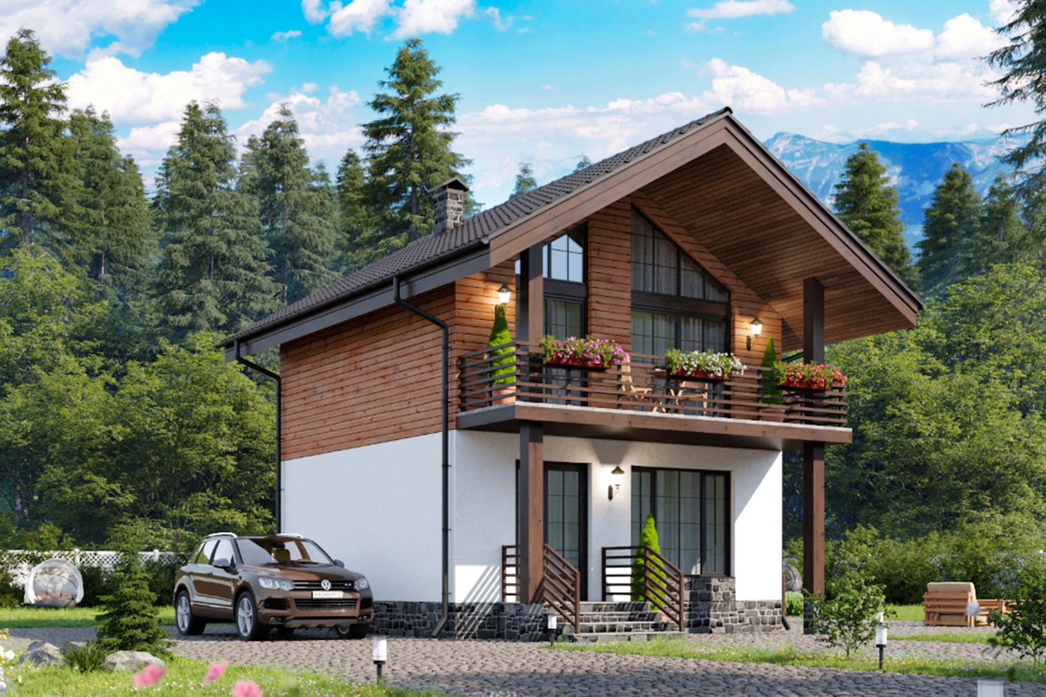 своенравный дом в альпийском стиле фото проекты заказе рекомендуем согласовать