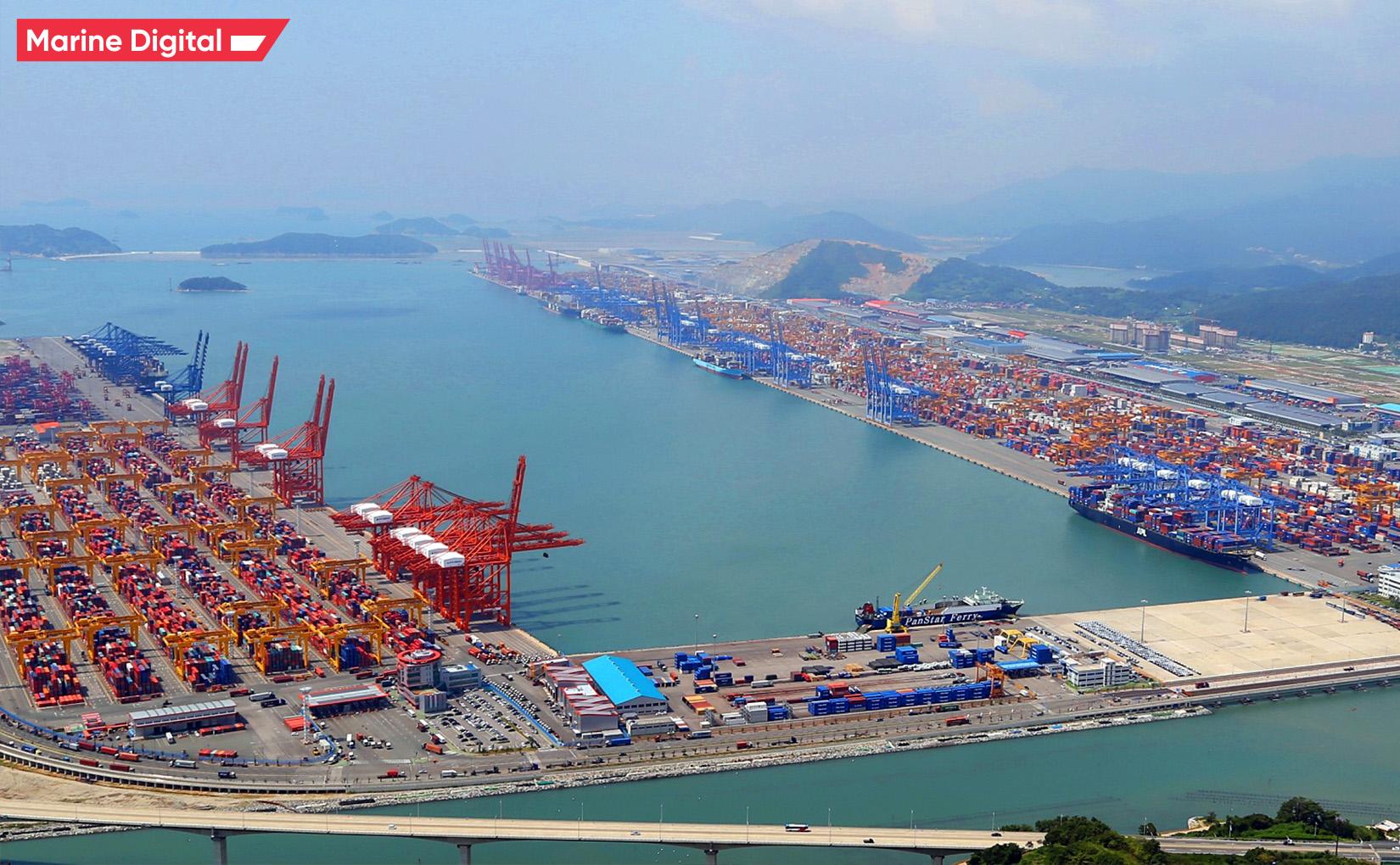 Port Busan
