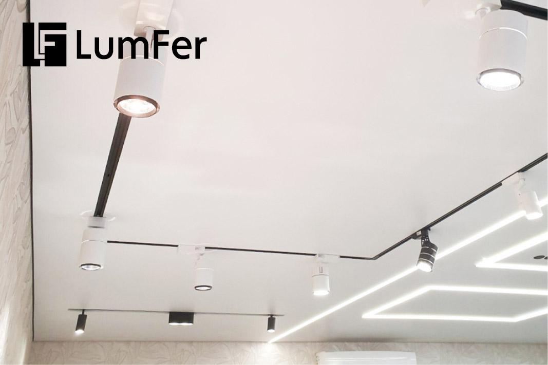 Профильные системы <strong>LUMFER</strong> <br />