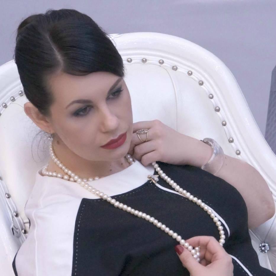 Мастер-класс Екатерины Костиной