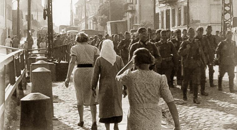 Гродно в годы фашистской оккупации