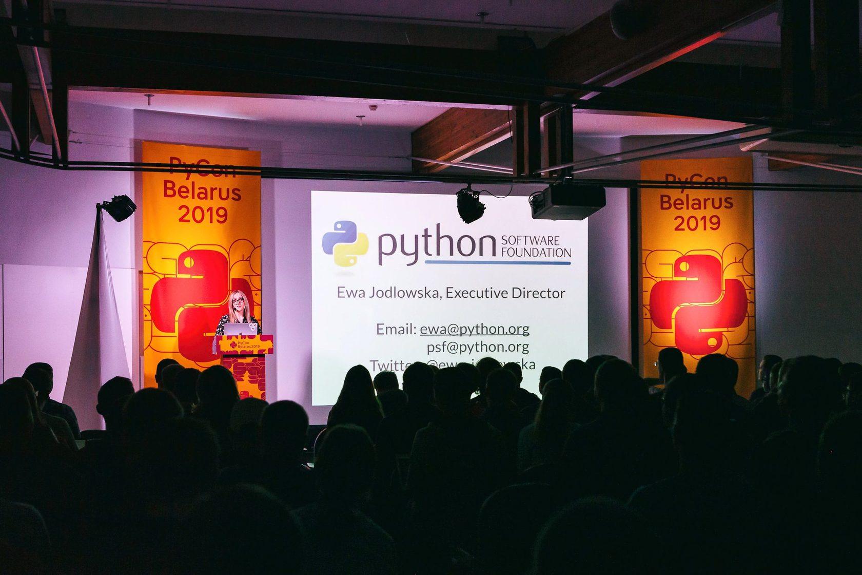 PyCon Belarus 2020 Conference