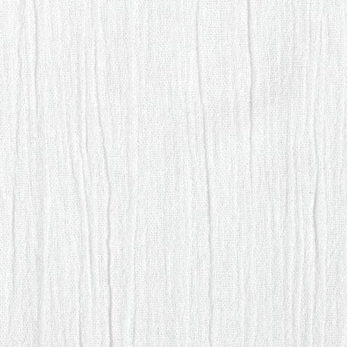 Намачканата памучна материя е известна и като крепон и се използва за изработка на ежедневни дрехи