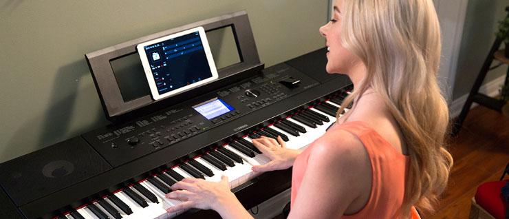 Обзор цифрового фортепиано Yamaha DGX-660: что нового?
