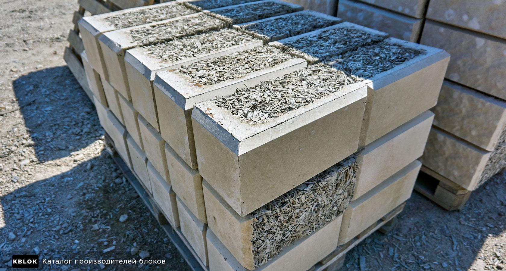 угловые блоки с облицовкой