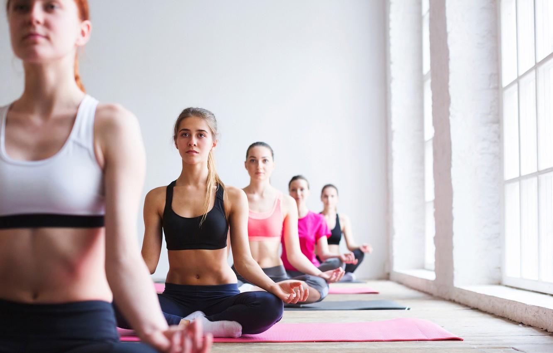 Йога терапия в центре Киева