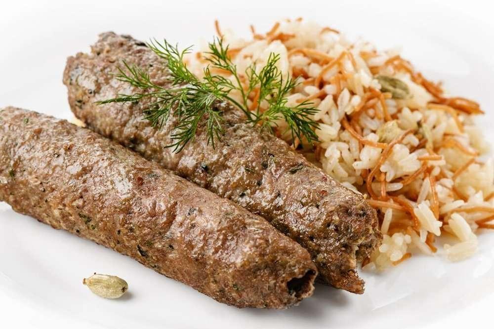 Комплексные обеды с доставкой / Люля-кебаб