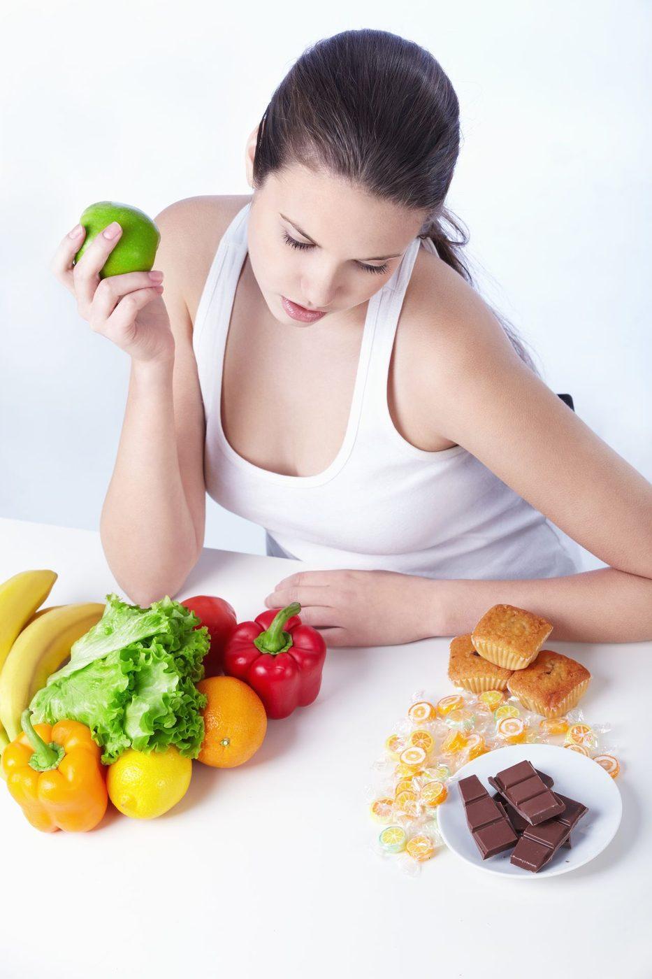 Включить механизм похудения