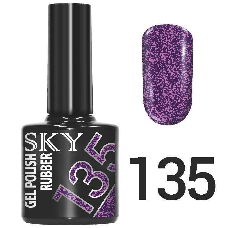 Sky gel №135
