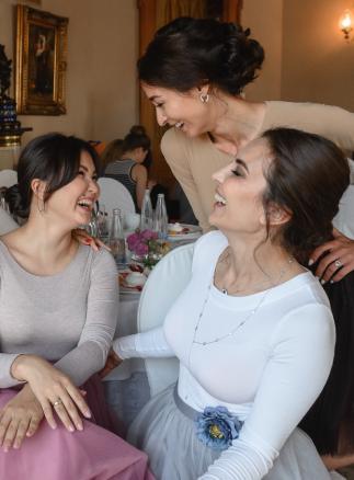 Женские клубы для общения в москве клуб фламенко москва