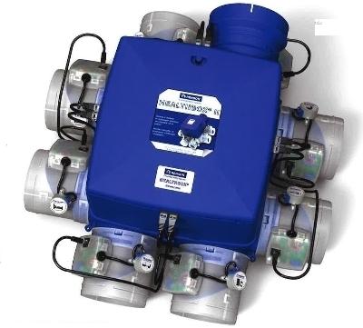 Система вентиляции, Healthbox Smartzone, адаптивная вентиляция по потребности
