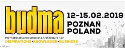Виставка International Construction and Architecture Fair - BUDMA 2019