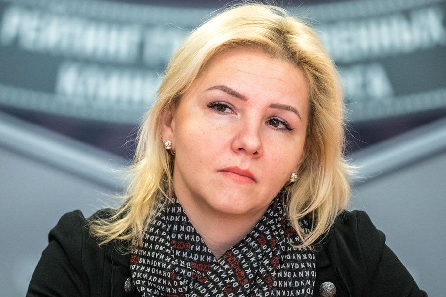 Олеся Ягодина, директор Санкт-Петербургского филиала ООО ВТБ МС