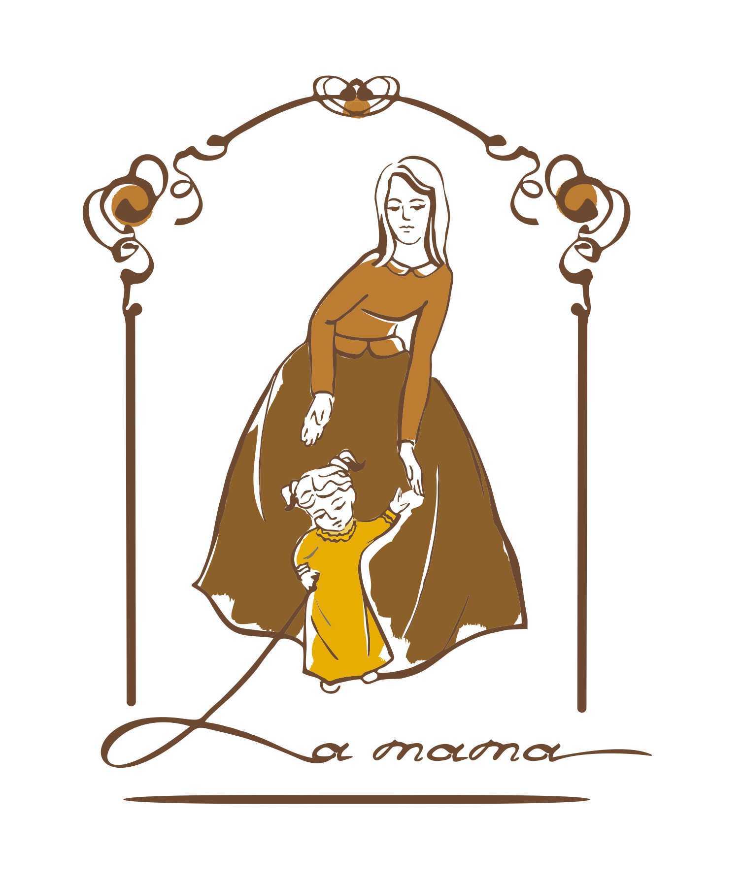 """Детский Благородный Пансион """"La Mama """""""