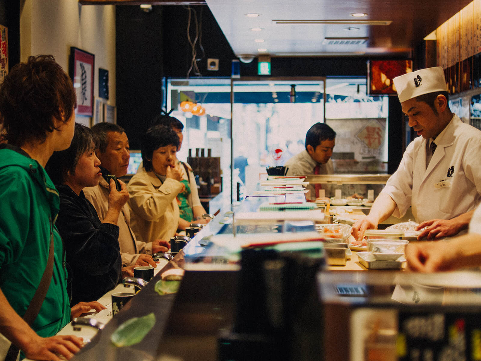 суши-бар 1