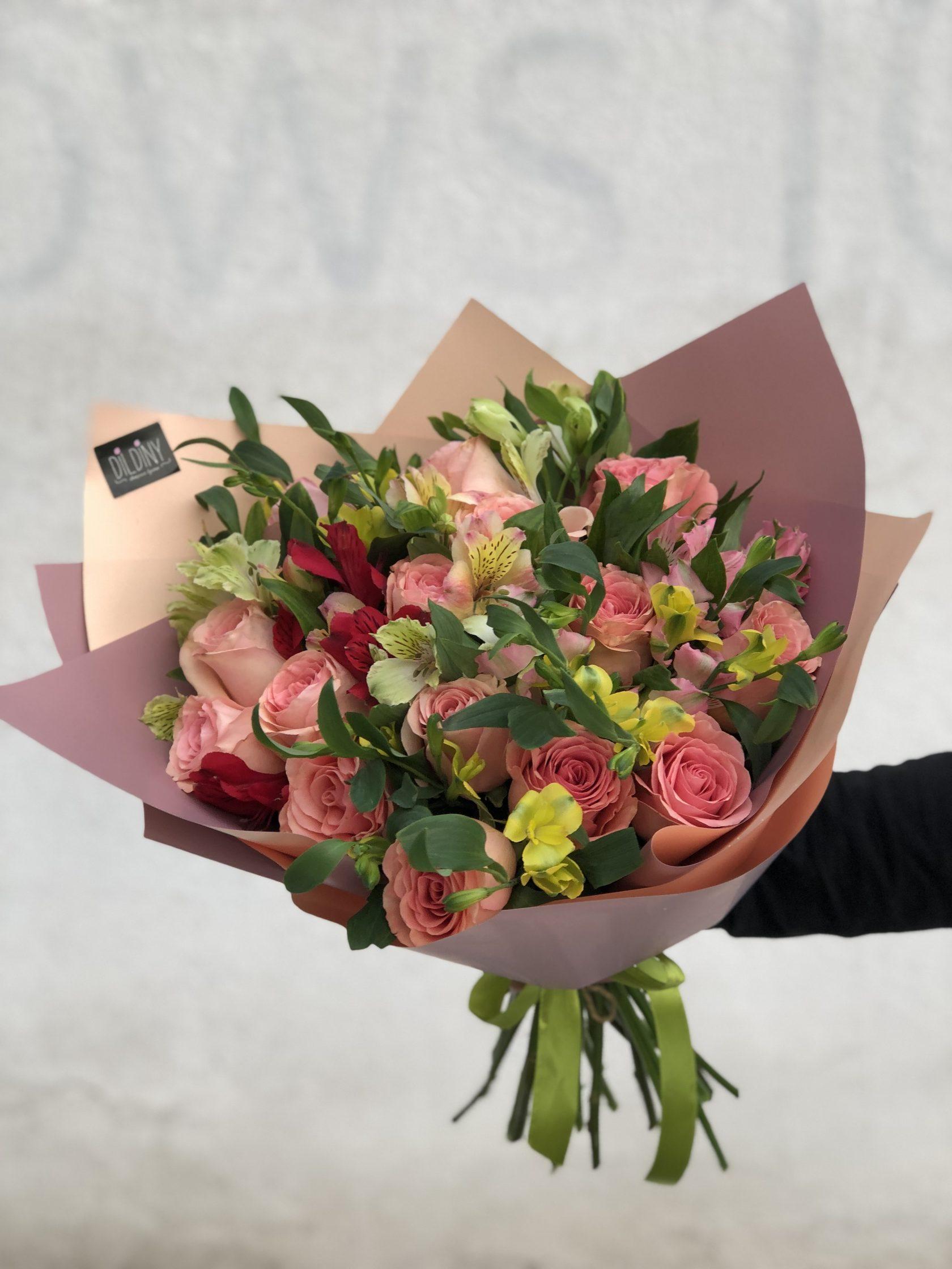 Орхидея букет, д доставка цветы в таразе