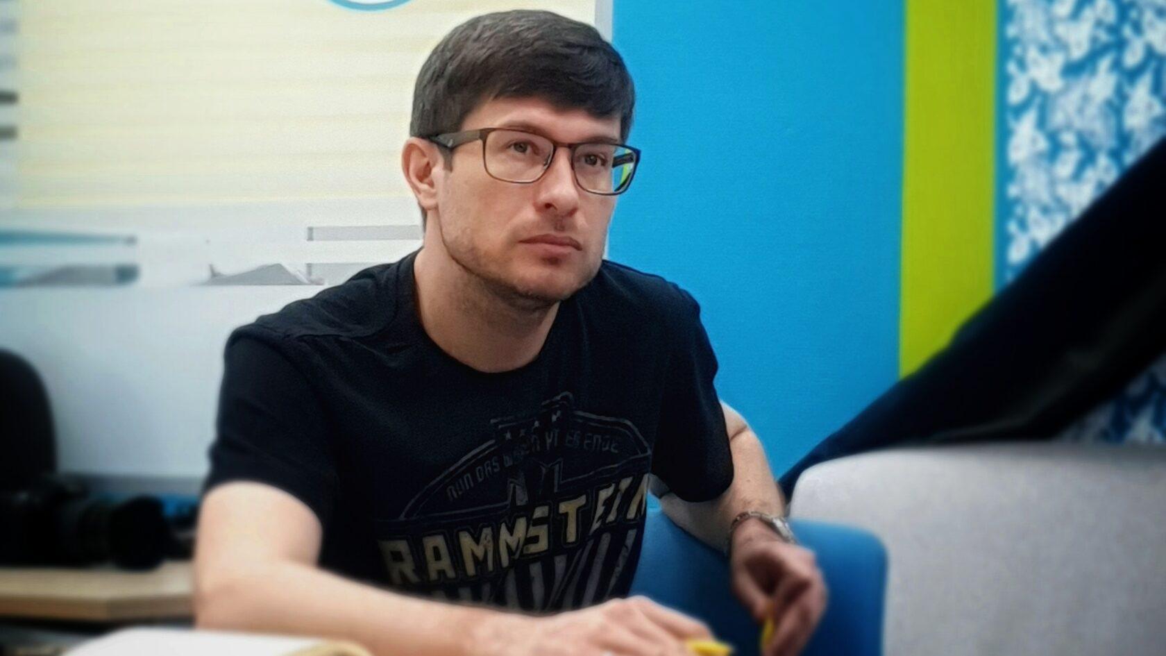 Артём Рогов, основатель SCM Академии