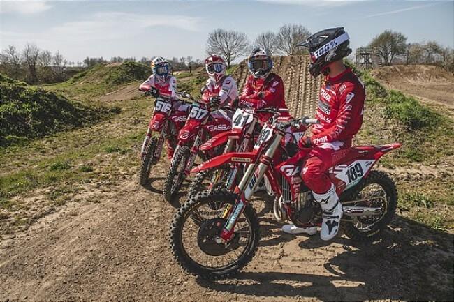 Команда GasGas Factory 2021: Состав гонщиков