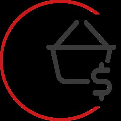 Минимальный заказ в интернет-магазине продуктов и минеральной воды Якимал