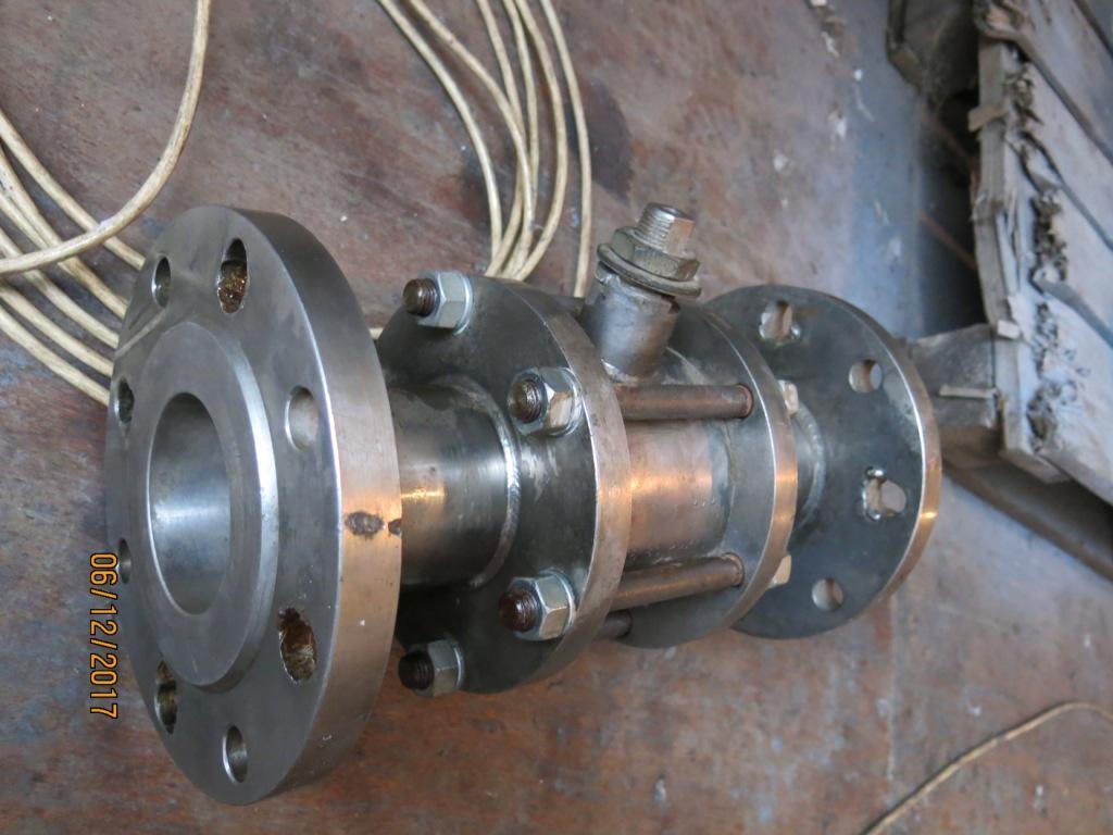 Кран шаровой КШЗ 40-250/200 РФХ