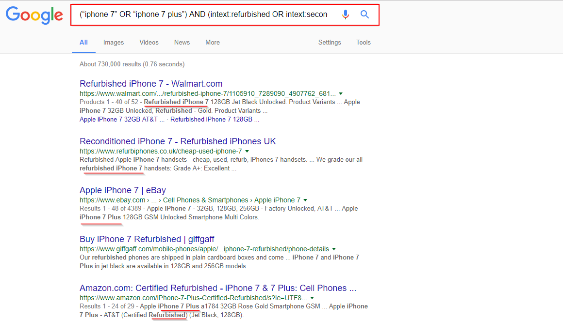Google Search Operators Making Advanced Search Easier