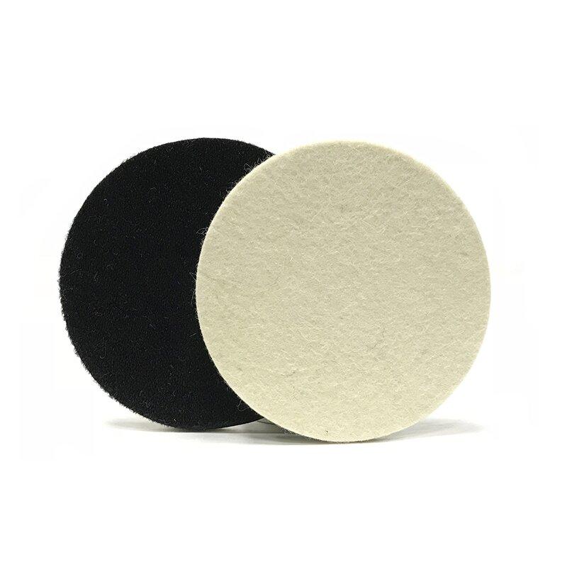 Фетровые круги для полировки стекла