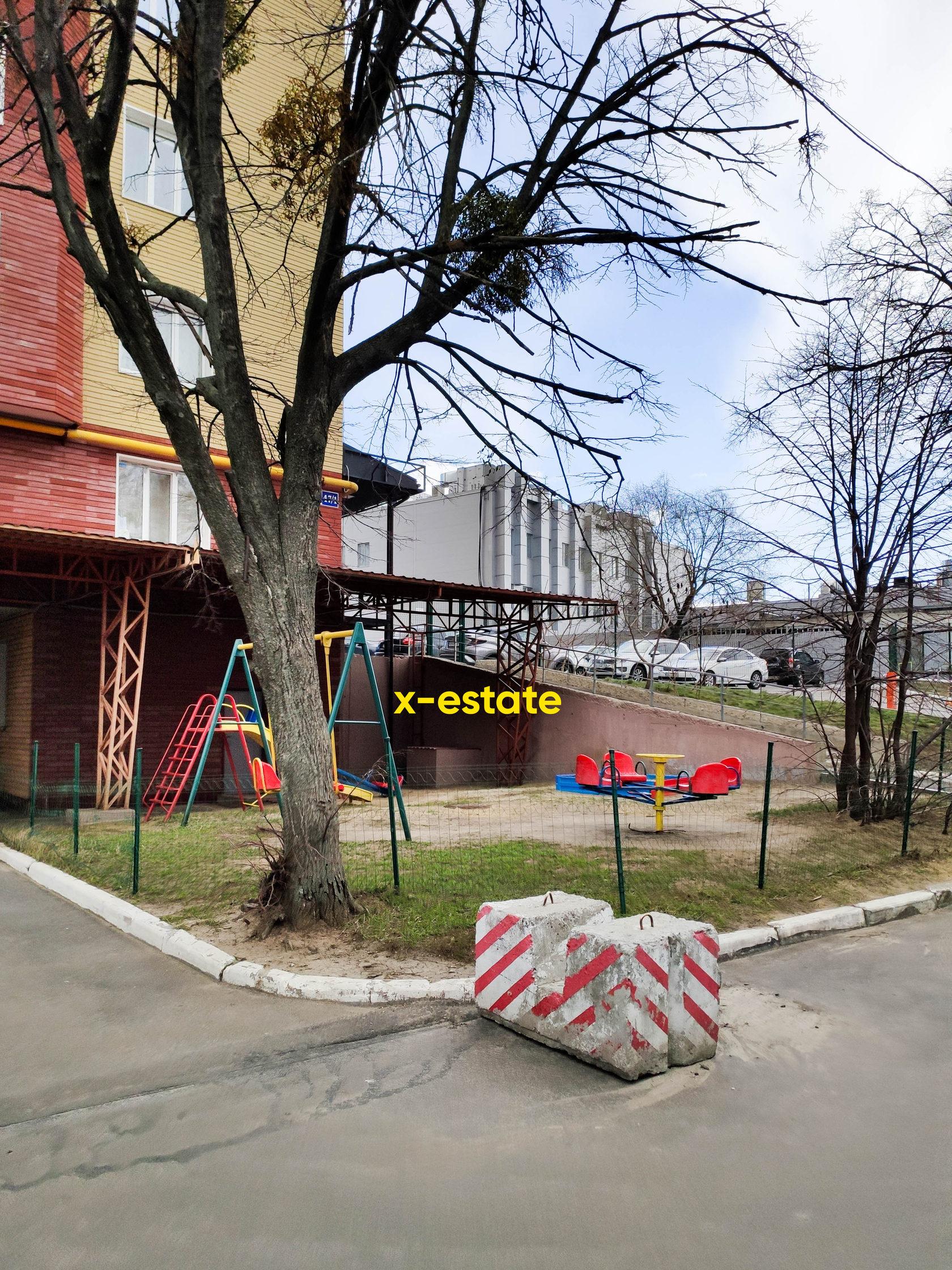 Детская площадка Жилого комплекса Триумф