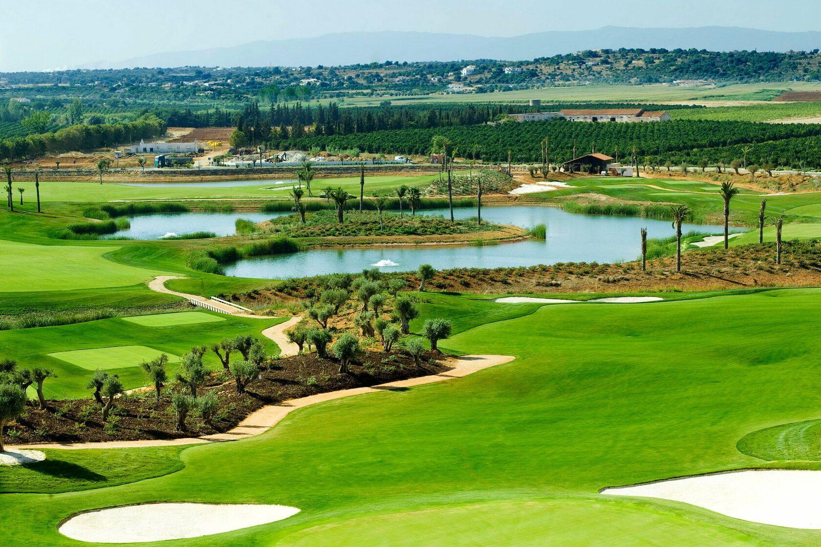 гольф клуб алгарве