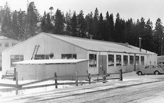 Споруда де ELPRESS починала свою діяльність у 1959 році