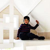 Второй этаж детского домика