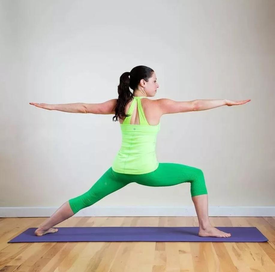 Похудела При Помощи Йоги. 24 эффективных асаны для похудения в домашних условиях