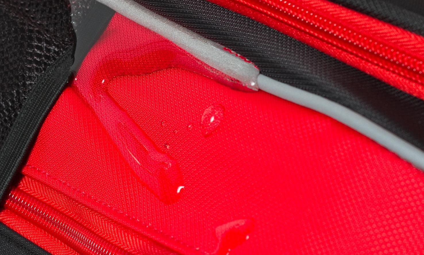 все материалы из которых изготовлен рюкзак 4all водозащищены