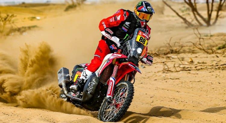 Дакар 2021: Хоан Барреда Борт - победитель шестого этапа