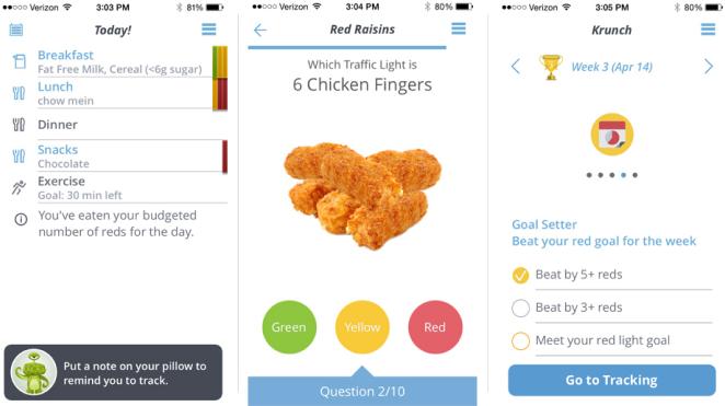 Мобильное приложение, которое помогает следить детям за питанием | Sobakapav.ru