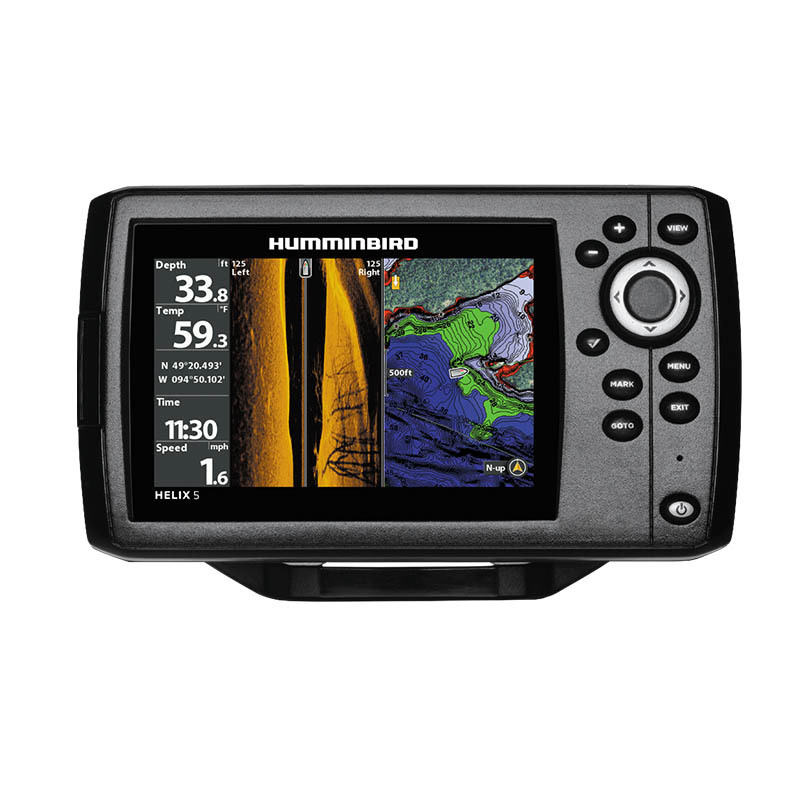HELIX 5x CHIRP SI GPS G2
